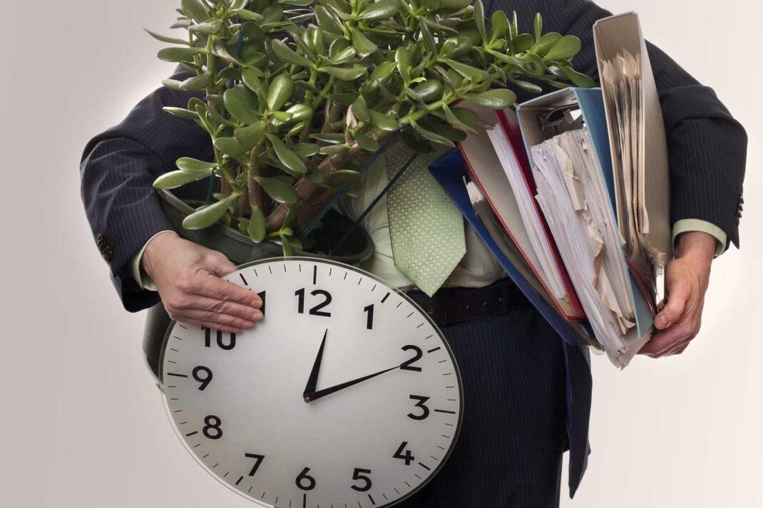 Увольнение - высшая степень управленческой ответственности