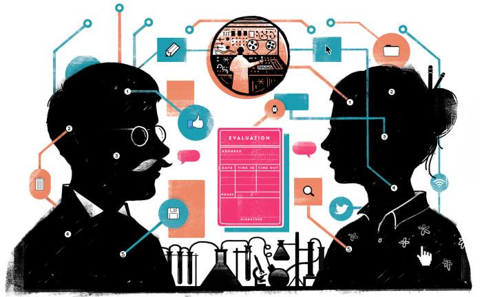 Большие данные  BigData для HR . Как увидеть личность за цифрой?