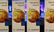 Randstad Award — 2017.  Церемония награждения самых привлекательных работодателей России