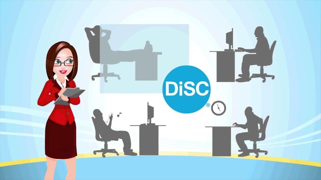 тест DISC