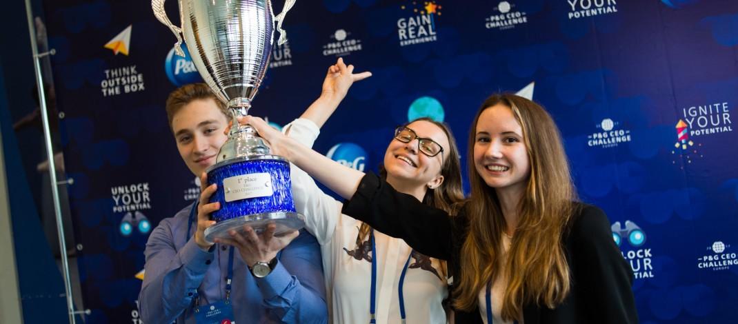 Procter & Gamble объявляет конкурс для нового поколения бизнес-лидеров