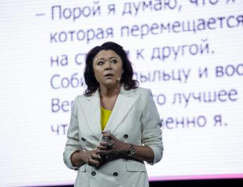 Марина Жигалова-Озкан, генеральный директор _Уолт Дисней Компани СНГ_